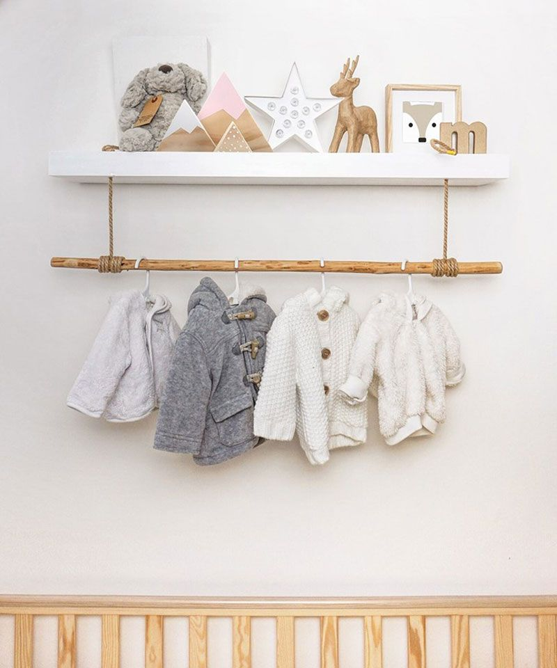 Diy With Wood For The Kid S Room Ideas And Tips Baby Room Shelves Baby Room Decor Baby Room Colors