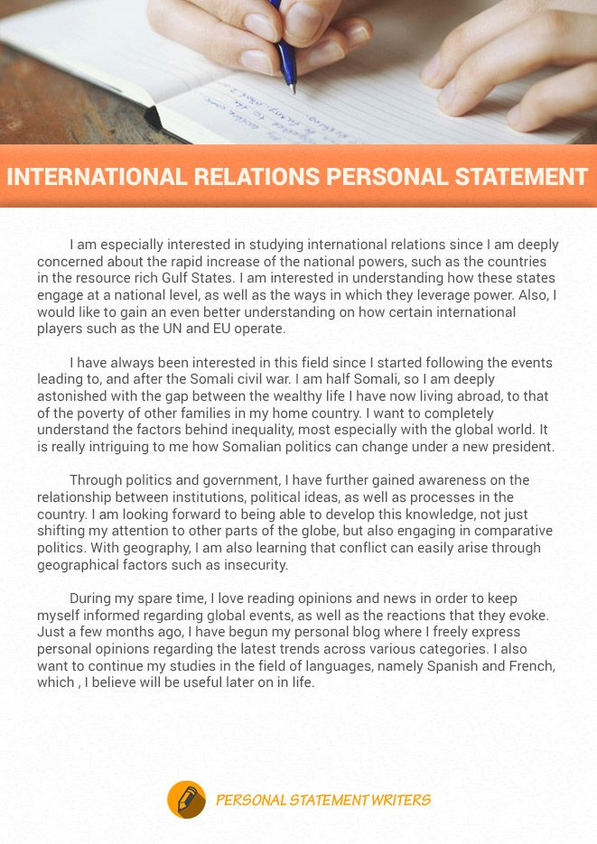 Here Selection Committee Alway Check An International Relation Personal Stateme Statement Example Midwifery Busines Master