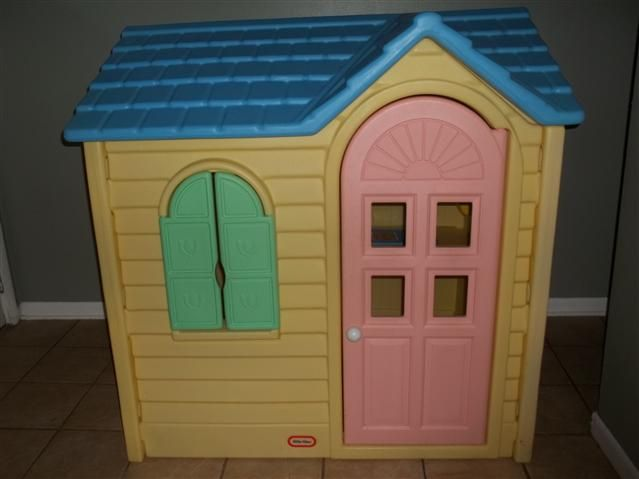 Vintage Little Tikes Playhouse Cheaper Than Retail Price Buy Clothing Accessories And Lifestyle Products For Women Men