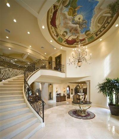 Fotos de casas de lujo-casas-lujosas-interioresjpg escaleras
