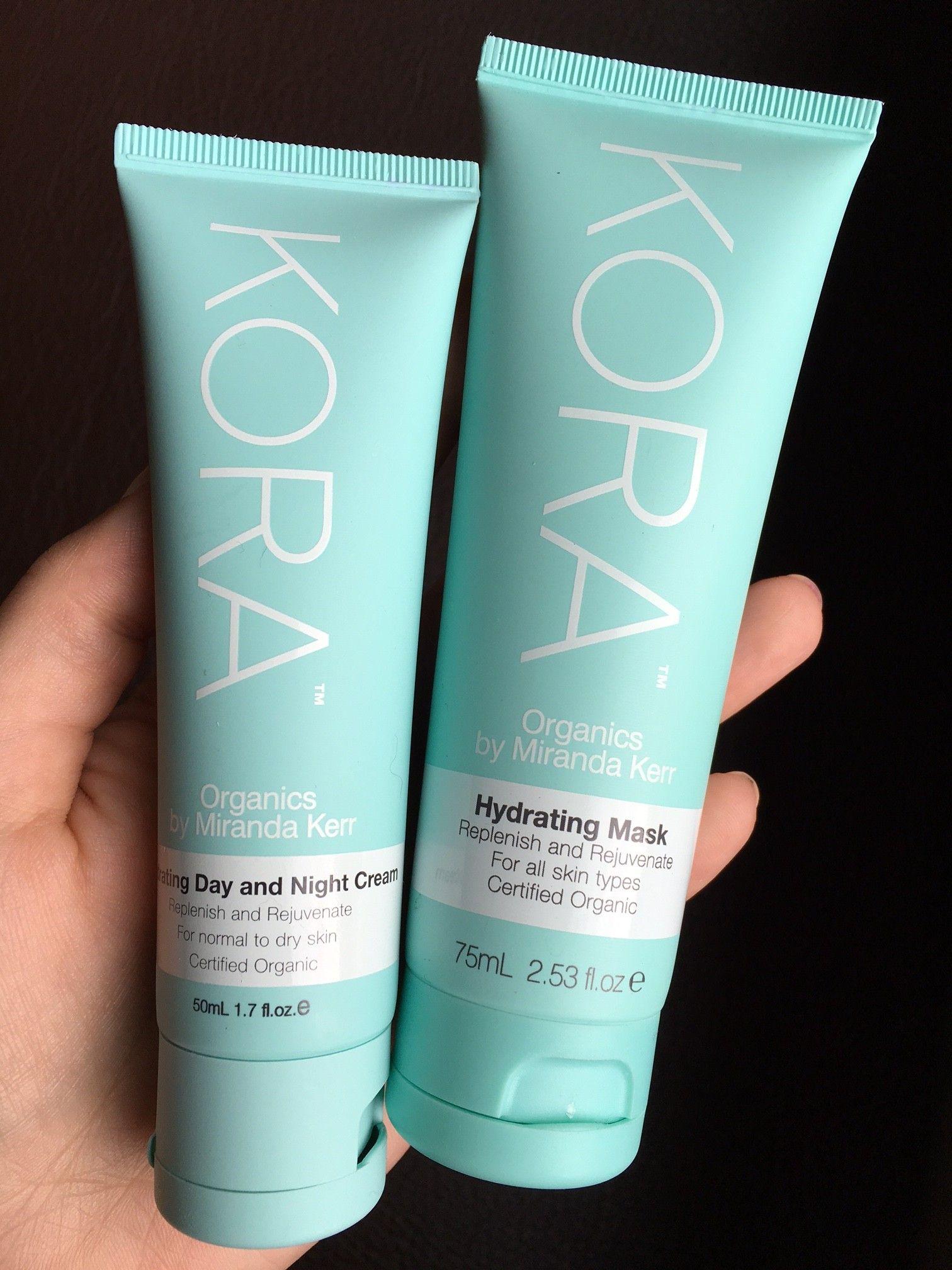 KORA Organics by Miranda Kerr Skincare Review Vegan