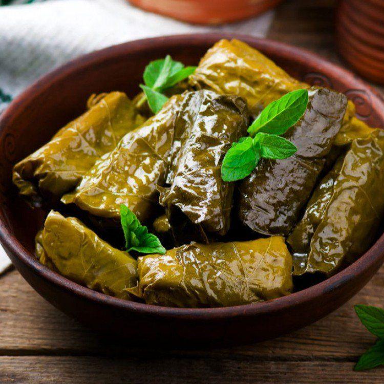 ورق العنب السوري مطبخ سيدتي Recipe Mediterranean Recipes Food Recipies Recipes