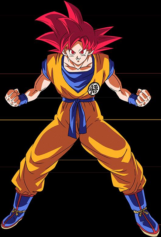 Goku Super Saiyan God Render 2 Dokkan Battle By Maxiuchiha22 On Deviantart Dragon Ball Super Manga Anime Dragon Ball Super Dragon Ball Super Goku