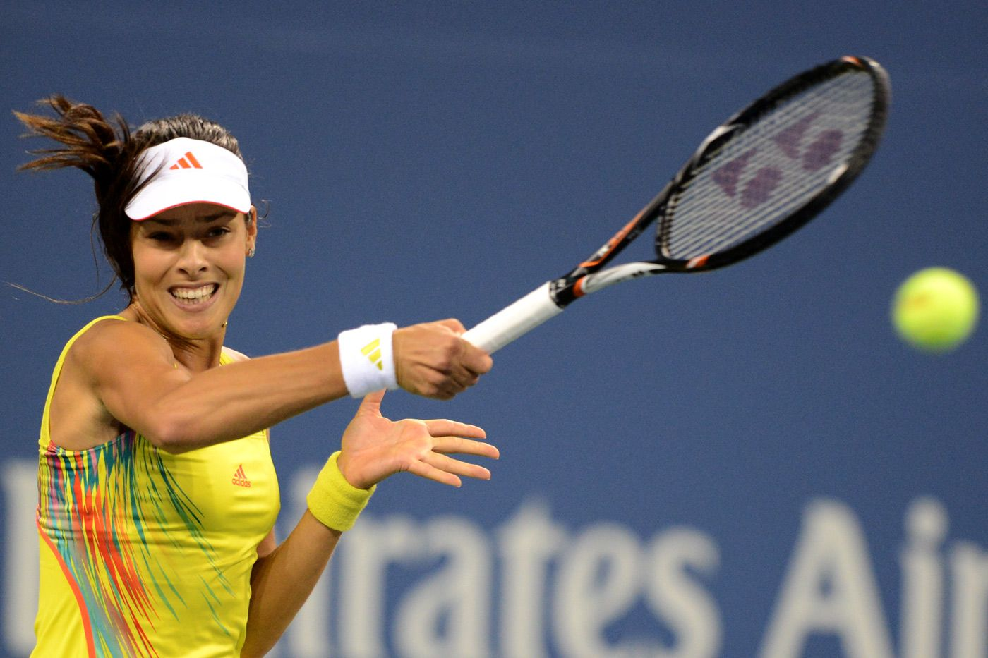 Former Number One Ana Ivanovic From Serbia Dropped Out Of The Scene For A While But Is Now Ranked Number 12