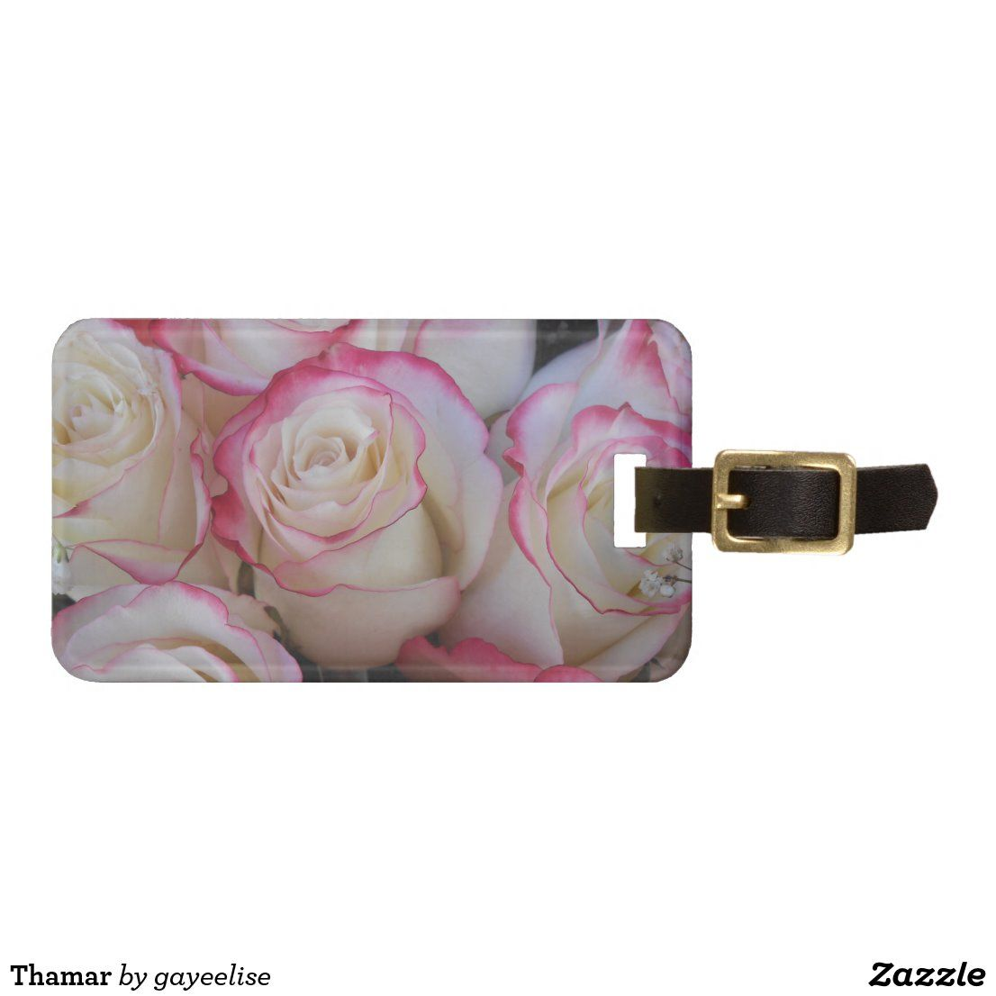 Thamar Luggage Tag