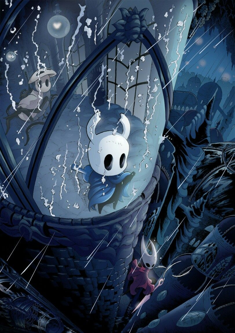 Pin By Leticia Tordato On Hollow Knight Knight Art Hollow Art Game Art