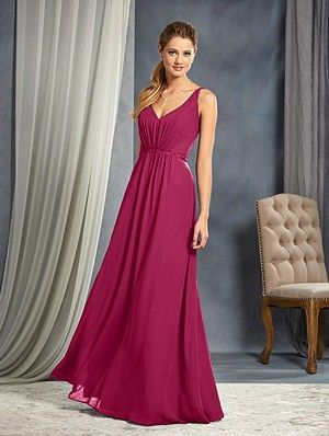 Style 7366L   New Arrivals   Alfred Angelo Bridesmaid dress