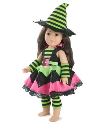 spiderina doll costume | American girl | Pinterest | American ...