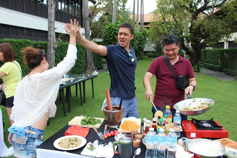 Why A Culinary Challenge Makes The Perfect Team Building Activity Culinary Masterchef Cooking Thailand Fun Cooking Culinary Cooking Team Building