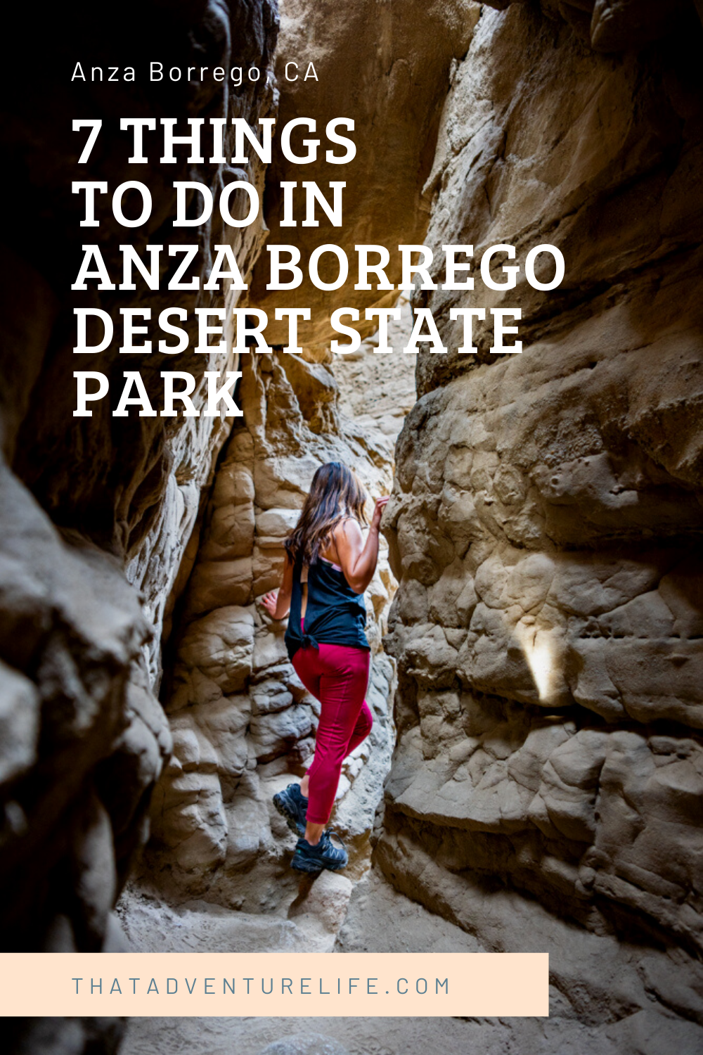 7 Things to Do in Anza Borrego Desert State Park,