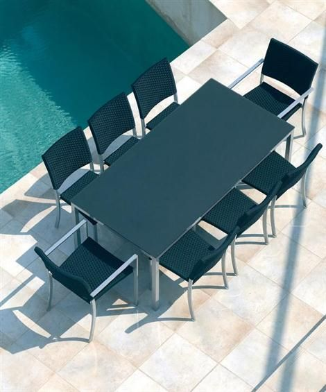 Royal Botania Outdoor Dining Furniture