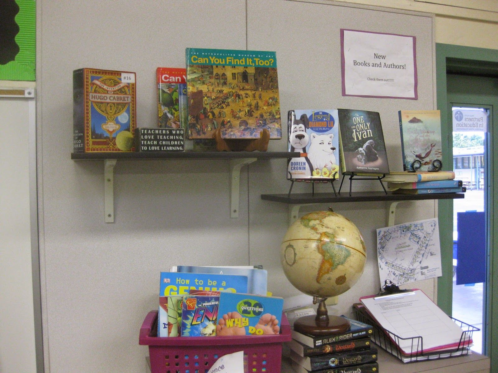 Room 16 The Thinking Classroom Setting Up The Classroom