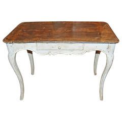 Belle Epoch Painted Writing Desk