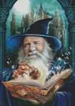 Book of Spells - Cross Stitch Chart