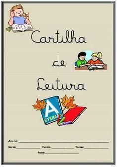 Cartilha De Leitura Para Imprimir Ensino Da Leitura