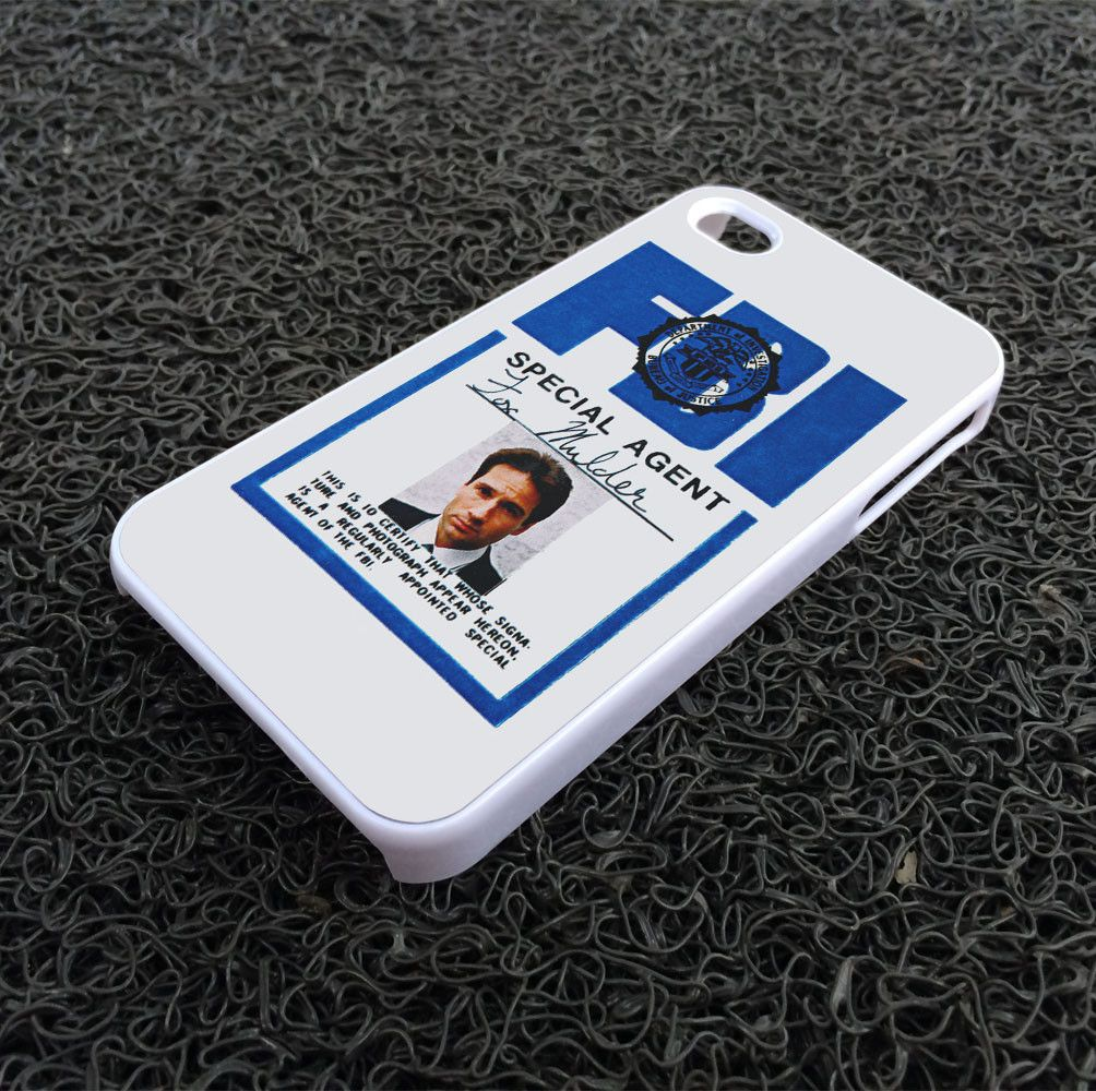 coque x files iphone 6