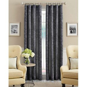 Master Bedroom Better Homes And Gardens Distressed Curtain Panel Family Dining Rooms Curtains Panel Curtains
