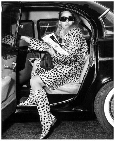 Ursula Andress, 1966 Everett
