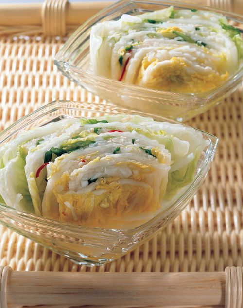 White Kimchi(백김치)
