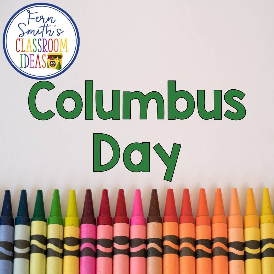 Columbus Day in the Classroom Pinterest Board. This board has ...