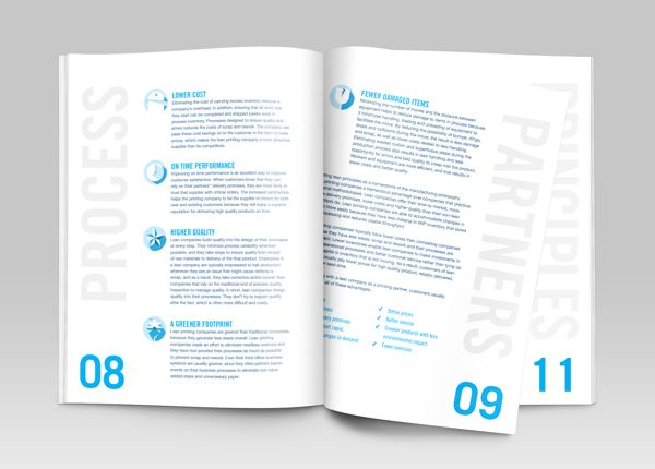 EarthColor WhitePaper by Hannah McClure, via Behance