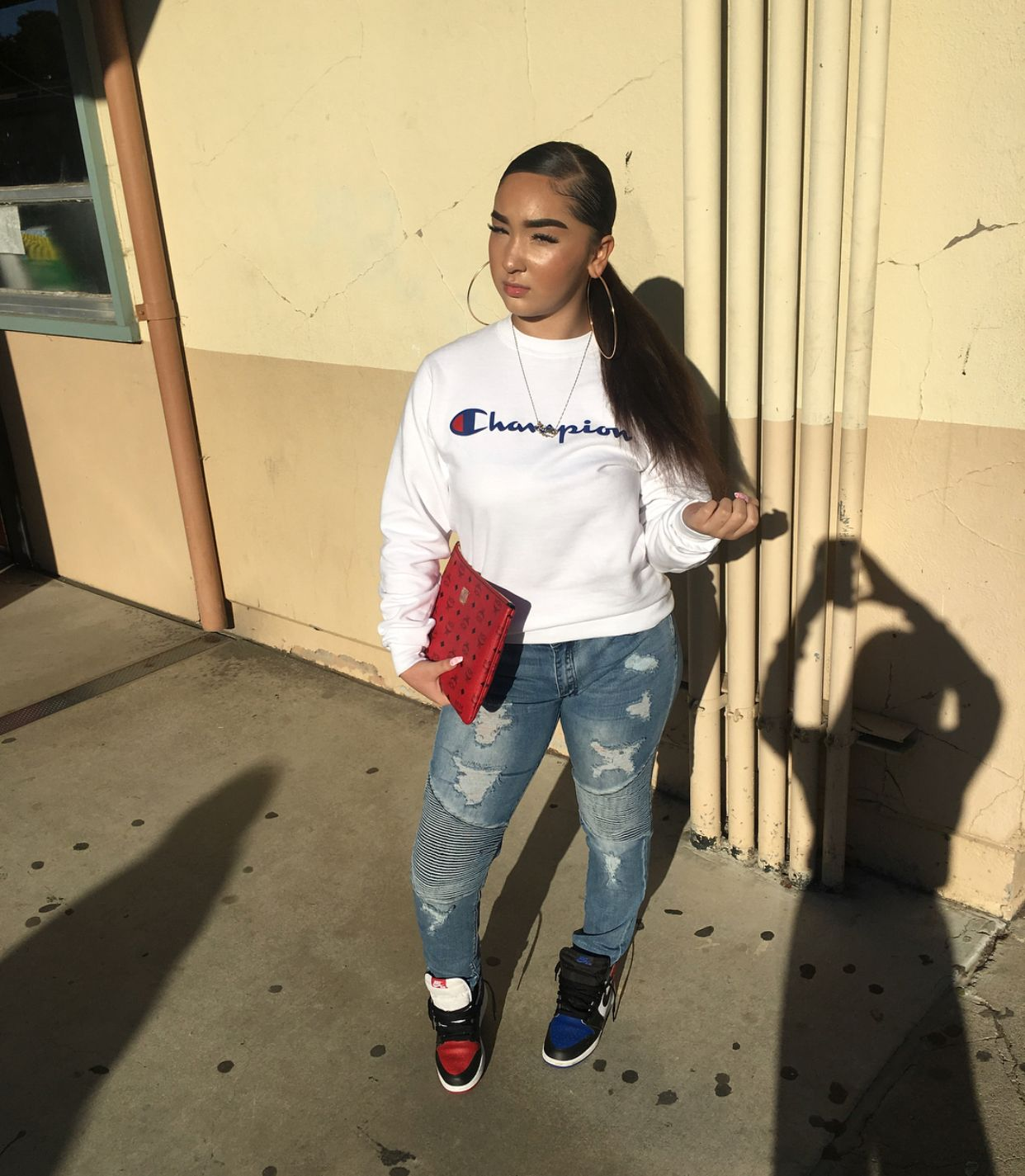 Pinterest  @baddiebecky21| Bex u264eufe0f | | DOPE FITS | Pinterest | Baddie Clothes and Ootd