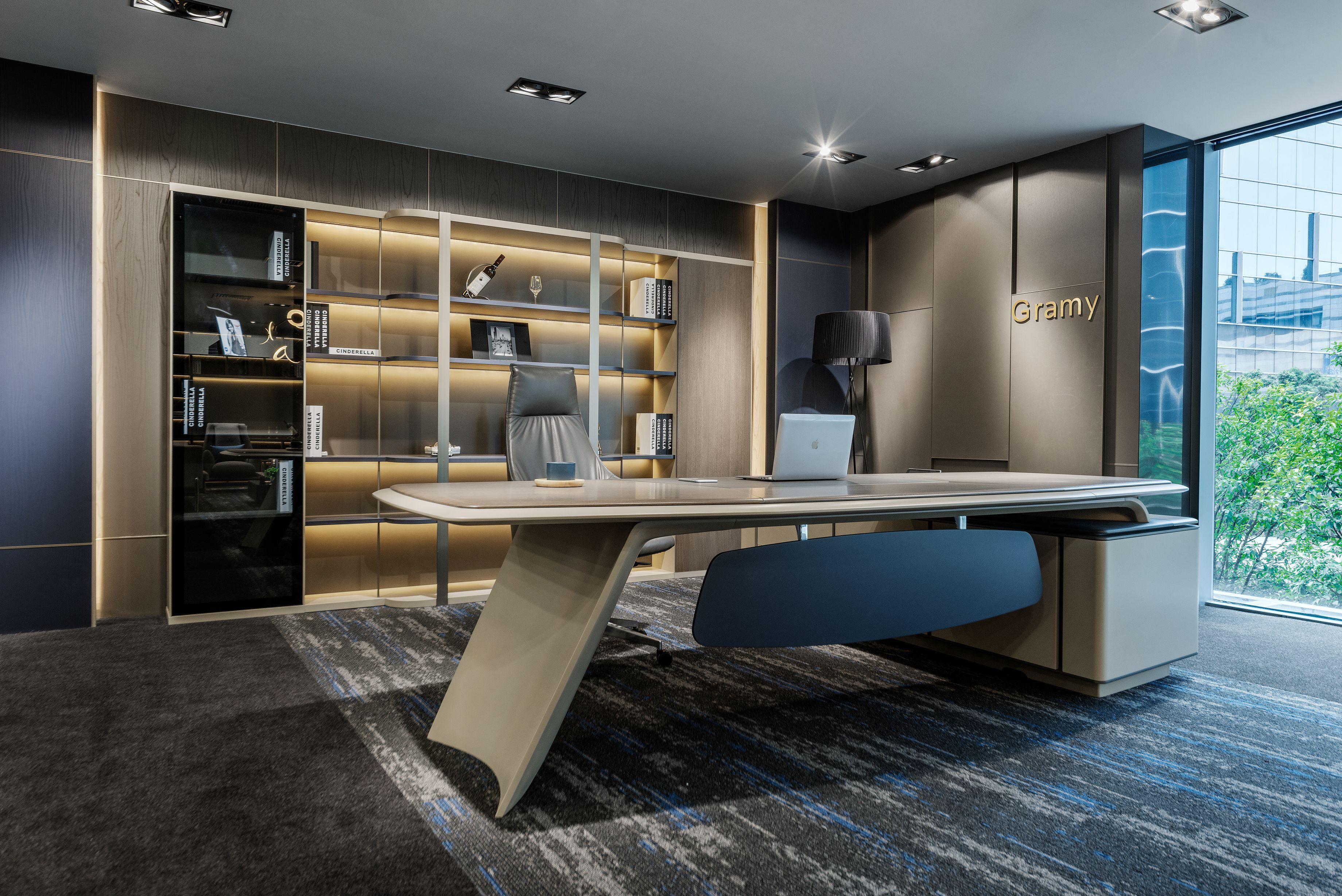 Executive Office Desks Veneer Melamine Wood Executive Office Desk Modern Office Design Office Furniture Solutions