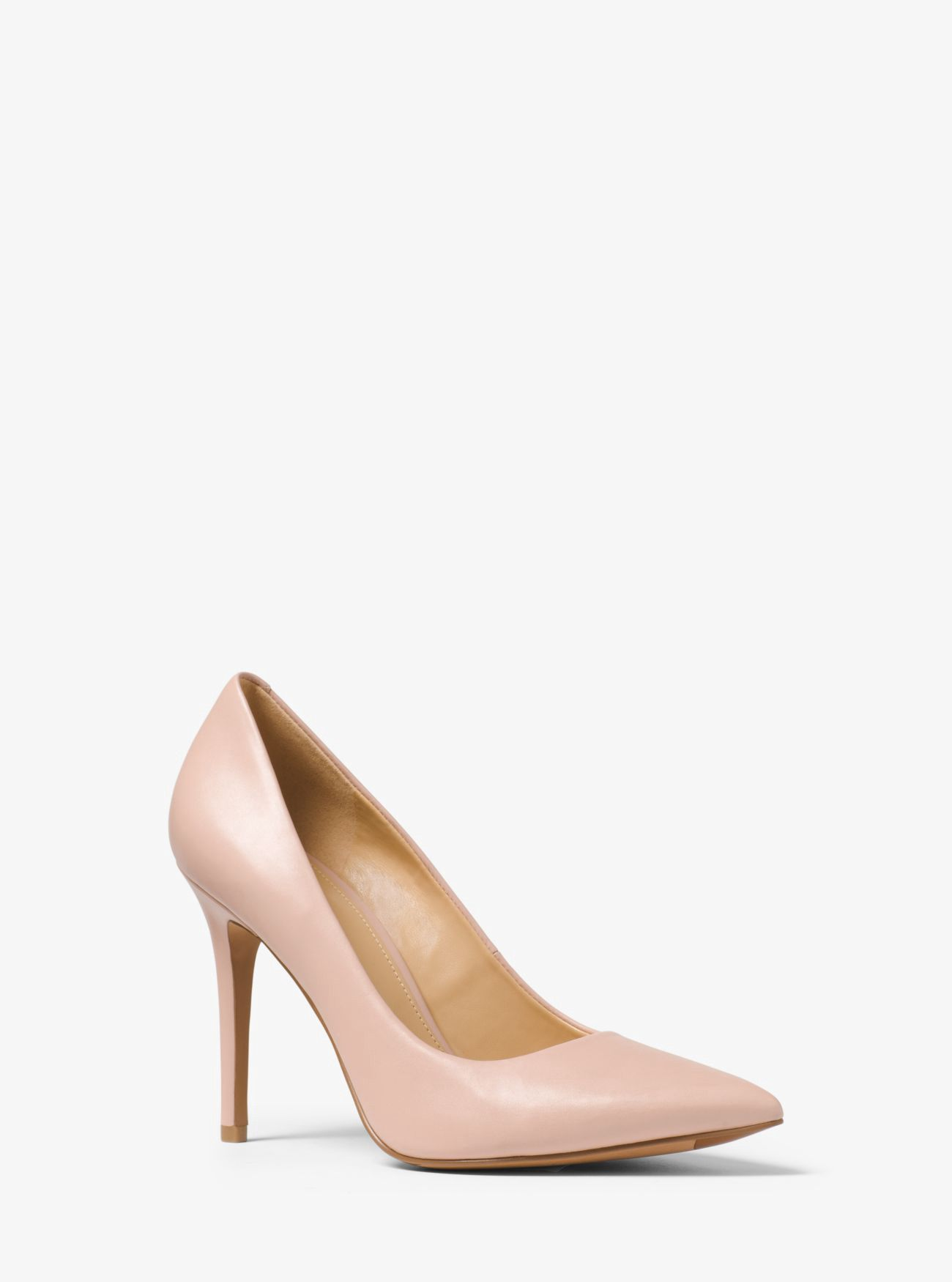 MICHAEL jCf1XrsWMx ERIKA SLING - Peeptoe heels - blush NTqcg7qZ