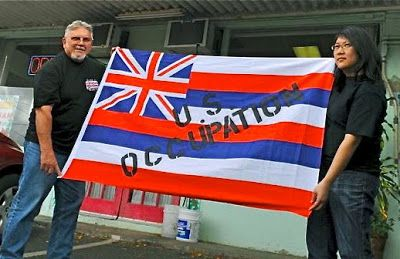 IS IT ANY WONDER PEOPLE WANT THE ILLEGAL US OCCUPATION OF HAWAI`I TO END? - Details Here - http://FreeHawaii.Info