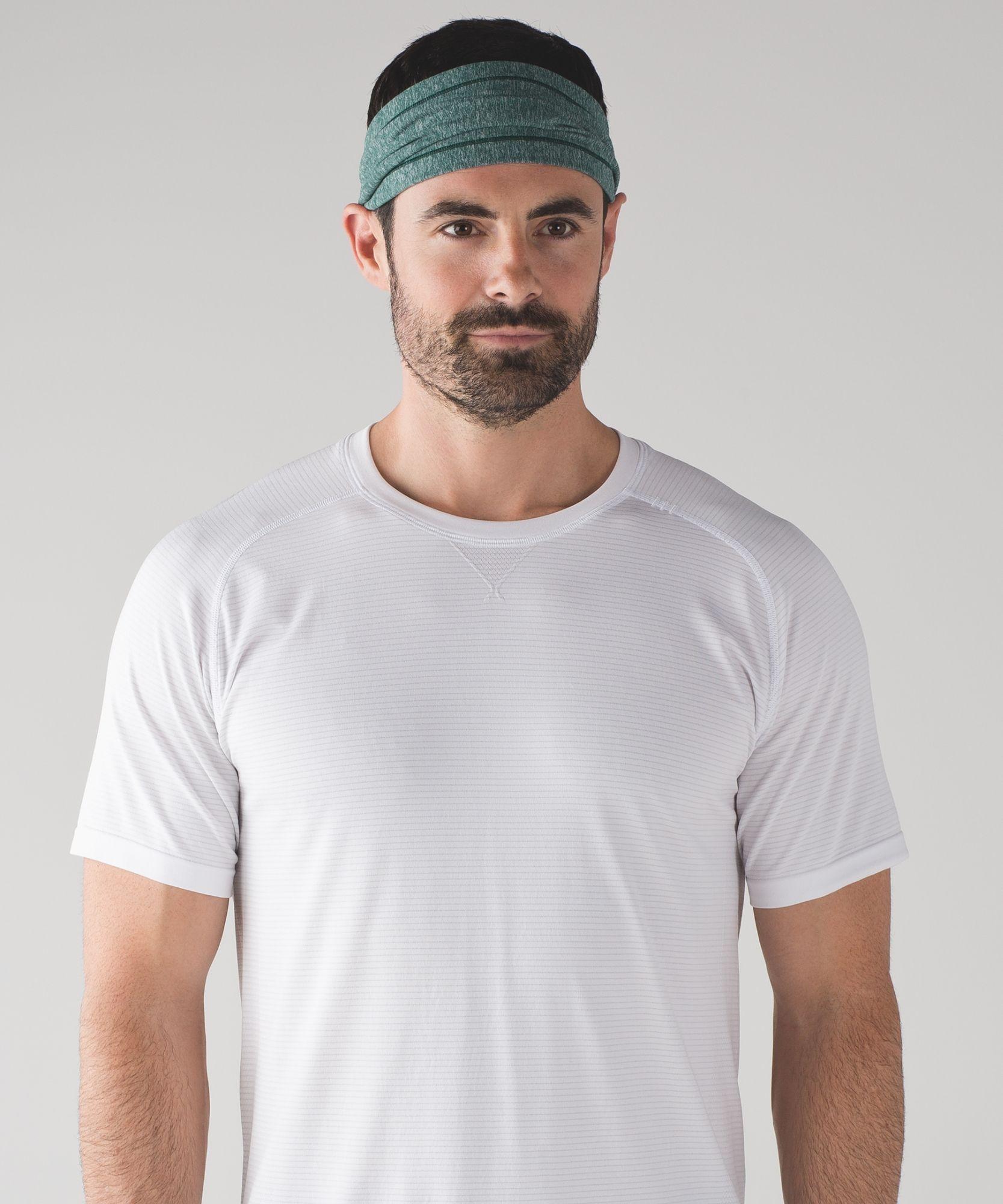 Men s Running Headband - Assert Headband - lululemon  9c483fc61e8a