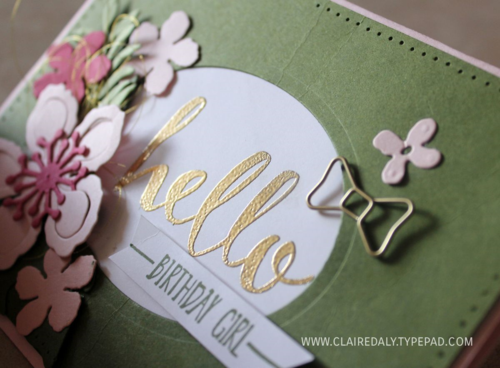 Birthday Cards Melbourne ~ Stampin' up! saleabration and occasions 2016 sneak peek. hello stamp