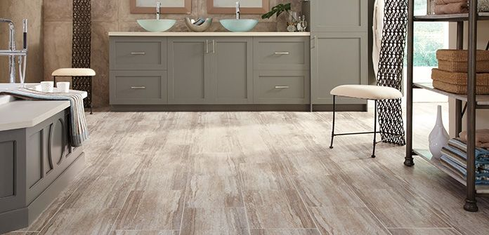 get the beach house look with mannington cascade luxury vinyl flooring in harbor beige luxury on kitchen remodel vinyl flooring id=40257