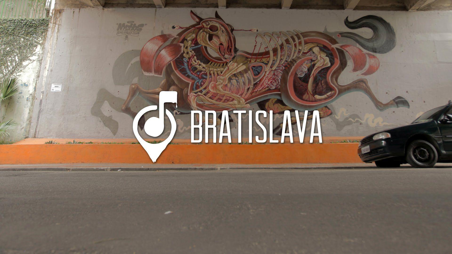 bratislava - na rua