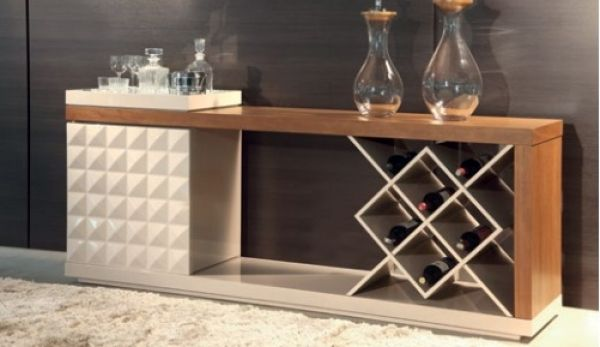Credenza De Madera Moderna : Look how stylish and elegant this modern buffet discover more