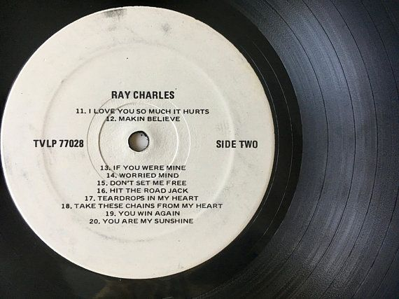Ray Charles The Ray Charles Collection Lp Vinyl Record Ray Charles Vinyl Record Album