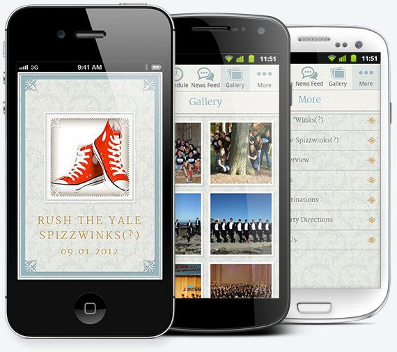Easy way to create your own app for an event it is very easy and yapp app yourself great idea for creating a conference appor maybe even a counseling program app solutioingenieria Image collections