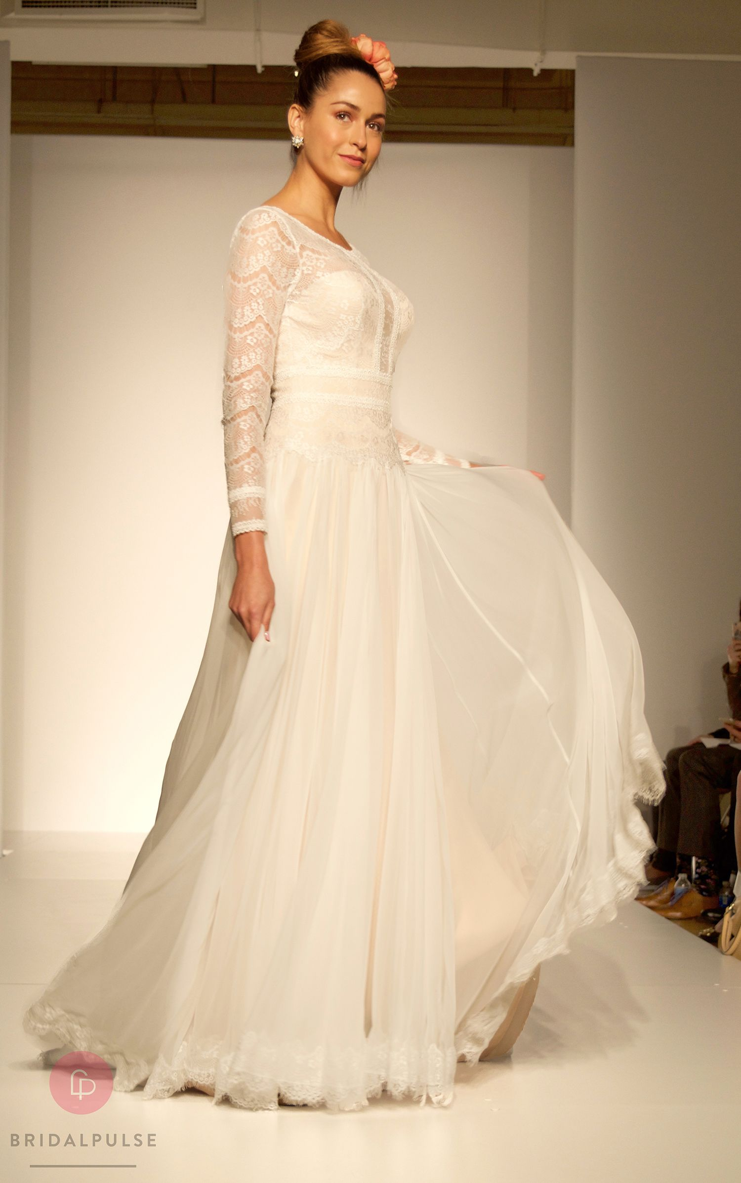 Cute The Top Wedding Dress Trends From New York Bridal Fashion Week BridalPulse