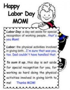 Labor Day Poems For Kids Labor Day Crafts Kindergarten Crafts Happy Labor Day