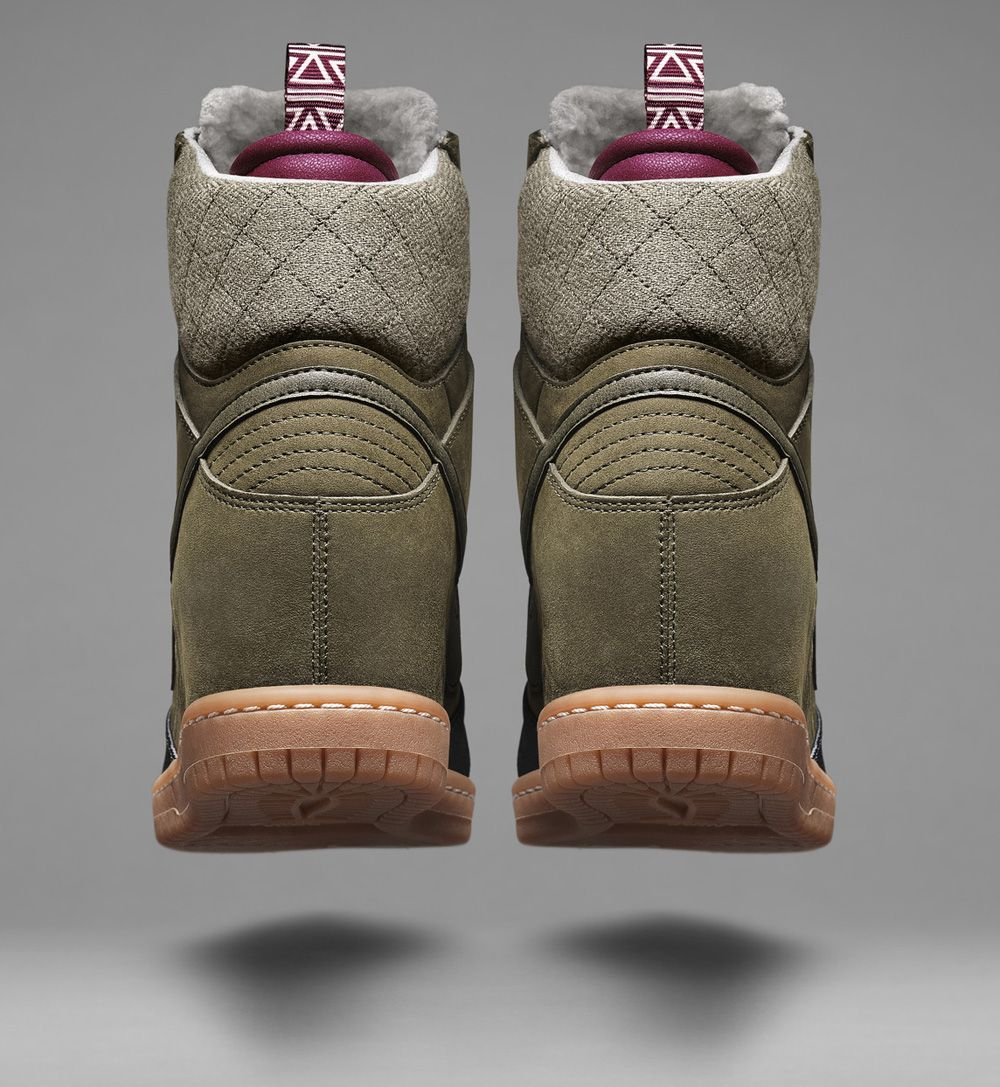 Nike WMNS Dunk Sky Hi SneakerBoot (Detailed Photos) - EU Kicks: Sneaker  Magazine