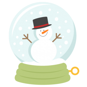 snowman snow globe svg scrapbook title winter svg cut file snowflake rh pinterest com