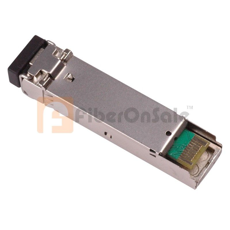 1 25gbps Dwdm Sfp 120km Single Mode Optical Transceiver