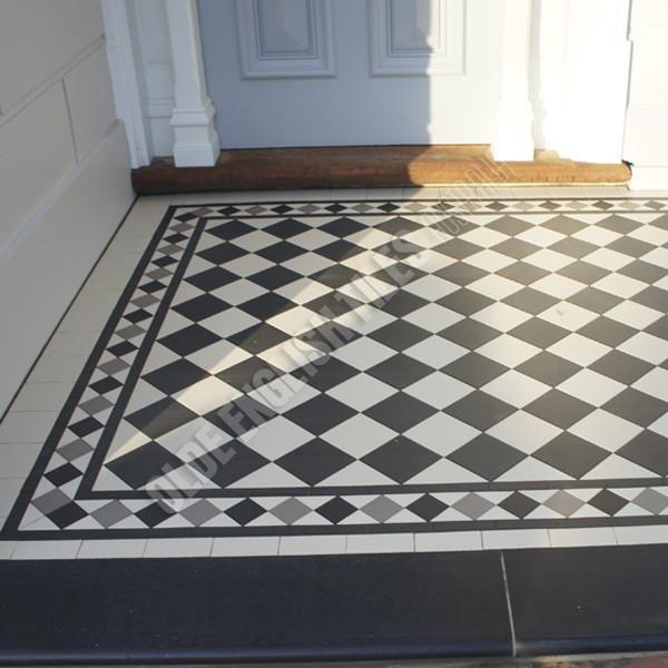 Verandah Heritage Tessellated Tiles Verandah 26 Home