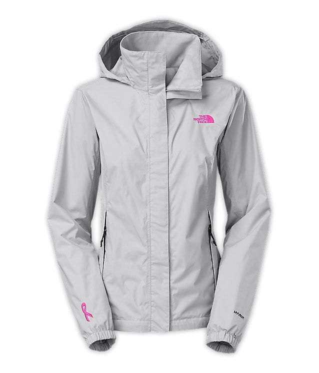 25c76b4a6 Women's pink ribbon resolve jacket in 2019 | Wish list ✨ | Rain ...