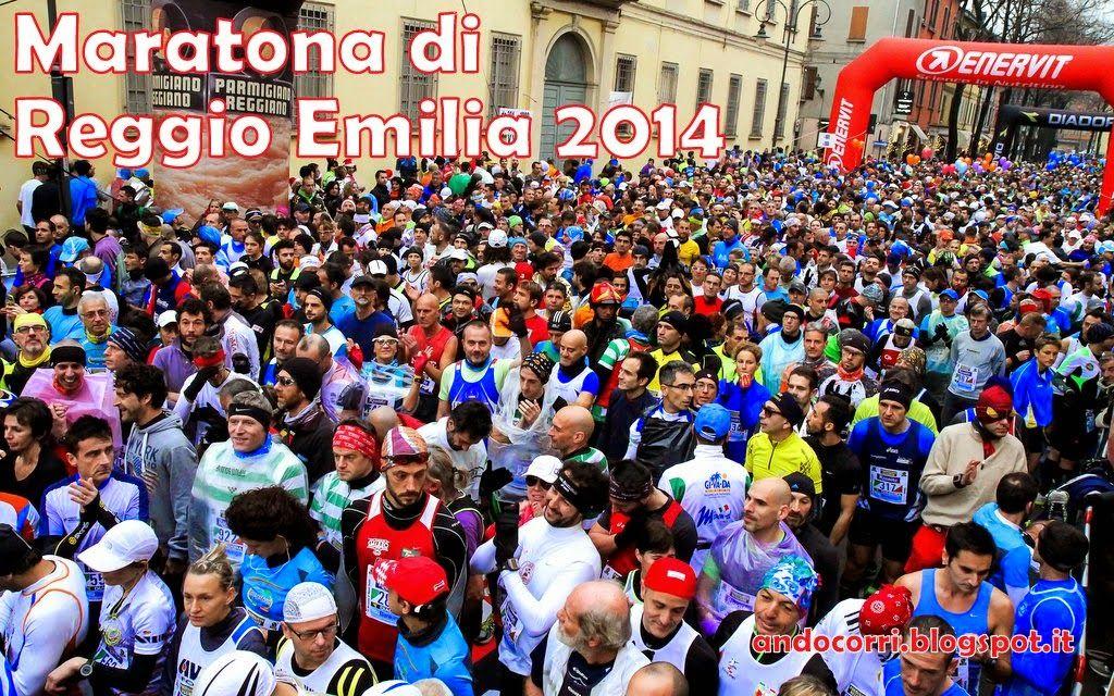 AndòCorri: 14 dicembre 2014, Reggio Emilia - 19^ Maratona di ...