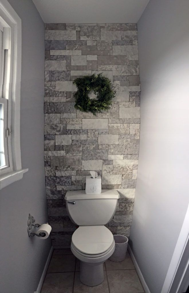 AirStone Bathroom Accent Wall | Bathroom accent wall ...