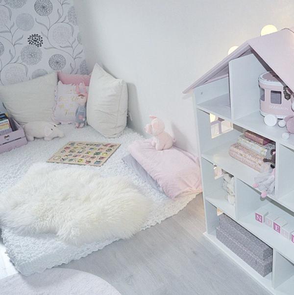 Ideas deco habitaciones infantiles de estilo n rdico para for Cuartos de ninas estilo vintage