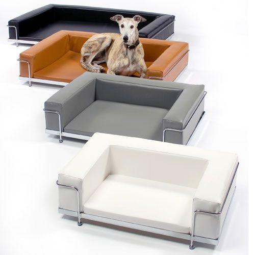 Www Dogbar Com Le Corbusier Lounge For Dogs Or In Our Case Two Very Large Cats Domashnie Zhivotnye Domiki Divan Dlya Sobak Mebel Dlya Sobak