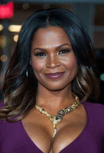 The Gorgeousness Of 43 Year Old Nia Long Womens Hairstyles