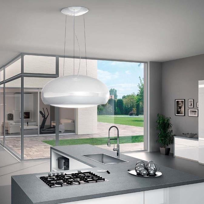 Elica Pearl Designer Island Hood Epicair Co Uk Kitchen Hoods Kitchen Island Hood Ideas Kitchen Range Hood