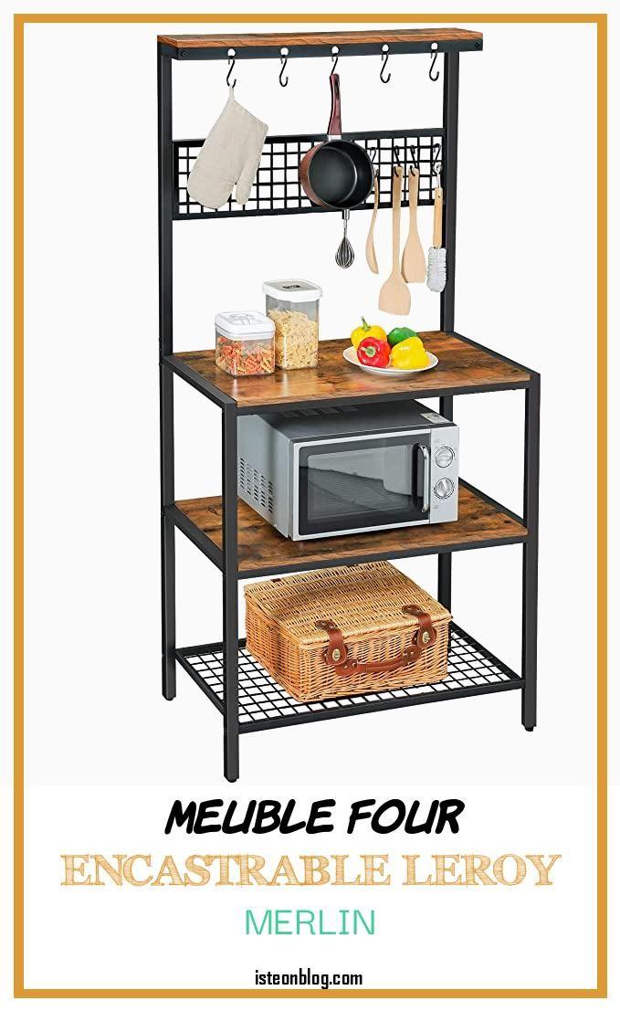 Meuble Four Encastrable Leroy Merlin En 2020 Meuble Four Meuble Four Encastrable Meuble Cuisine